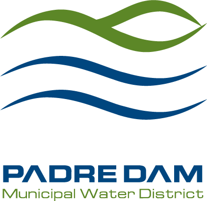 Padre Dam Municipal Water District Logo